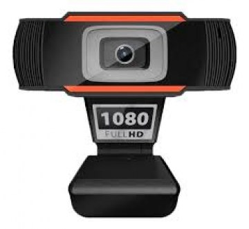 Webcam Camara Web Usb 1080p Full Hd Skype Zoom Streaming